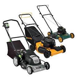 Lawn Mowers