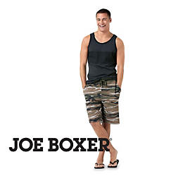 Joe Boxer men's clothing & accessories