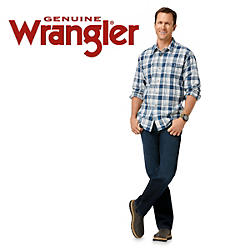 Wrangler Clothing & Accessories
