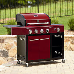 Grills & Outdoor Cooking