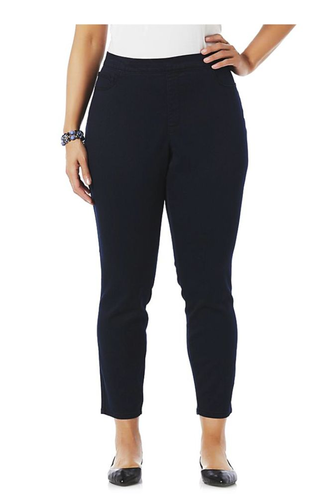 Women's plus size baseball pants