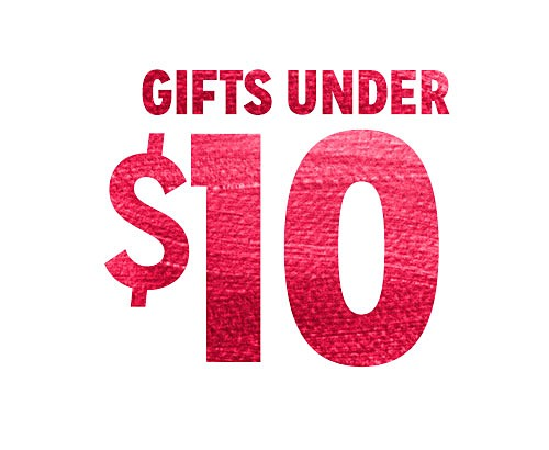 Gifts under $10