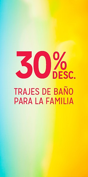 30% off family swimwear