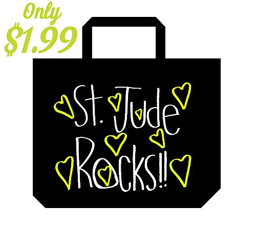 St. Jude Rocks Tote