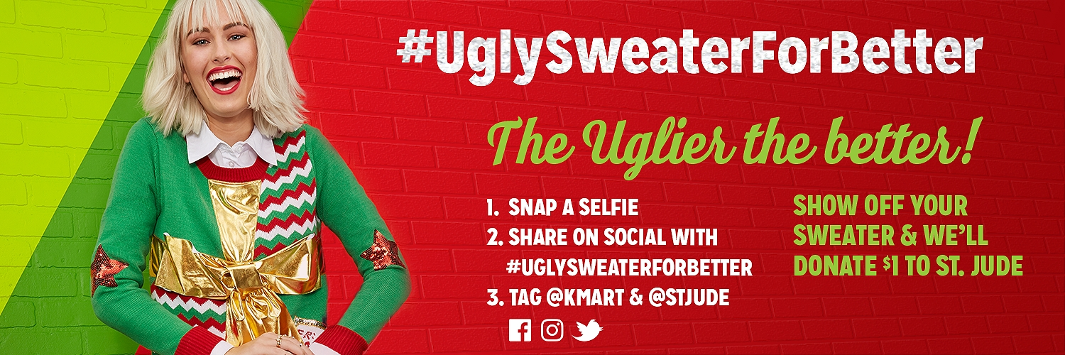 Ugly Sweater For Better