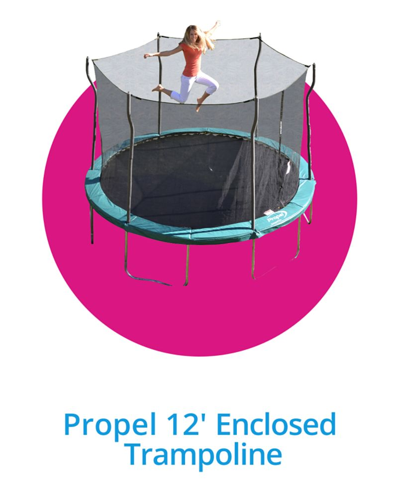 Propel 12' Enclosed