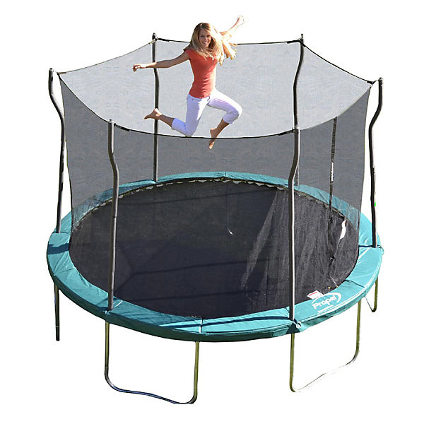 12&#x20&#x3b;Ft&#x20&#x3b;Enclosed&#x20&#x3b;Trampoline