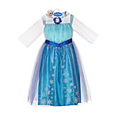 Disney&#x20&#x3b;Frozen&#x20&#x3b;Elsa&#x27&#x3b;s&#x20&#x3b;Dress