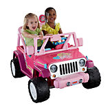 Barbie&#x20&#x3b;Jammin&#x20&#x3b;Jeep&#x20&#x3b;Wrangler