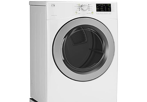 Kenmore 91182 7.3 cu. ft. Gas Dryer with Sensor Dry - White
