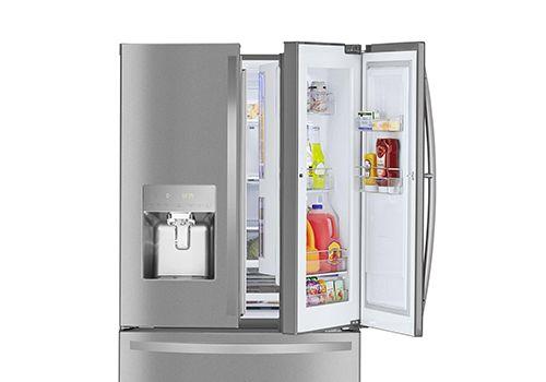 Kenmore 73115 Smart French Door Refrigerator