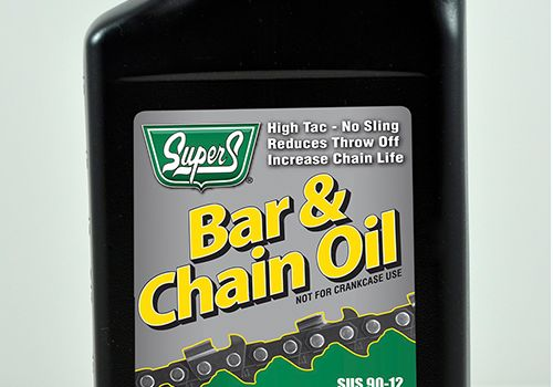 bar and chain oil