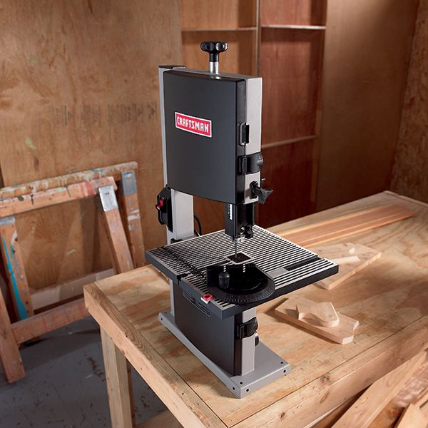 bench top band saw