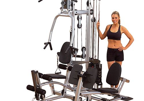 Powerline P2LPX Home Gym Package