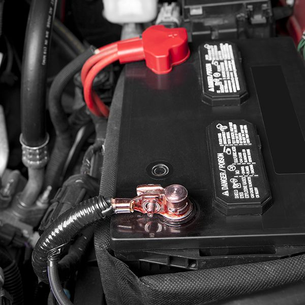car battery terminology