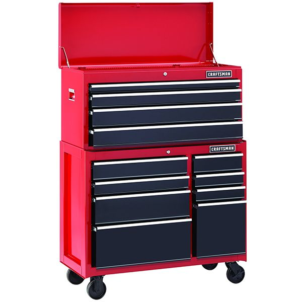 combination tool chest