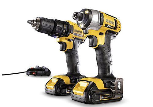 DeWalt Compact Drill & Impact Driver Set