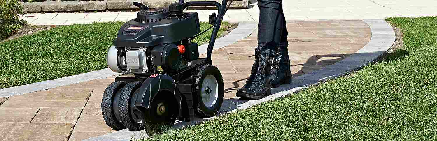guide to buying a lawn edger
