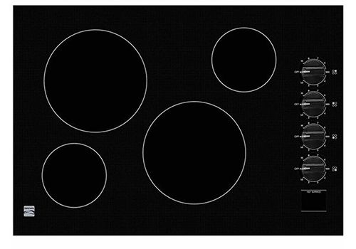 Electric Radiant Cooktop