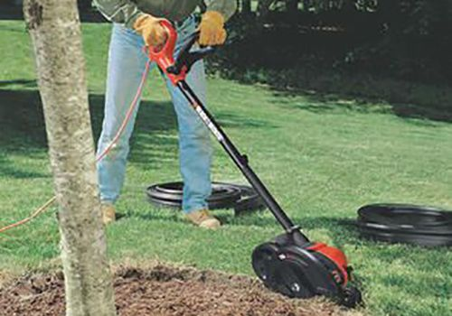 Lawn Edger Buying Guide Sears