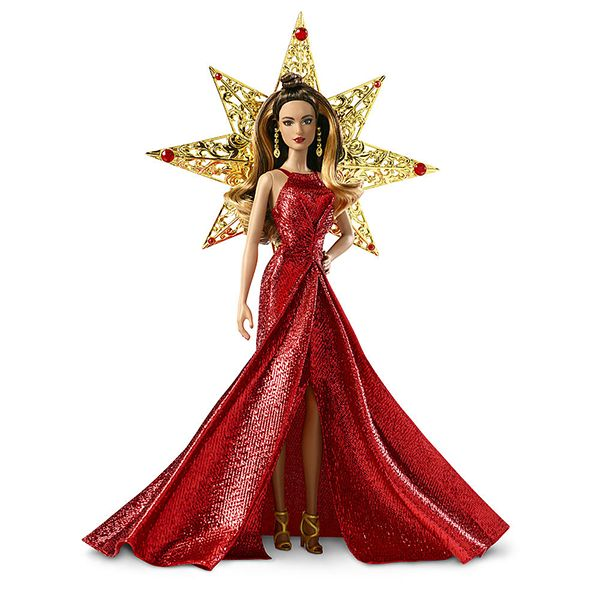 Barbie 2017 Holiday Dolls