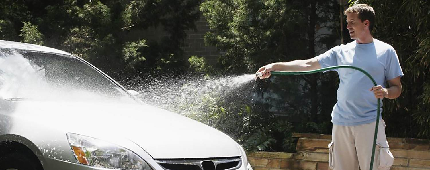how to wash your car like a pro