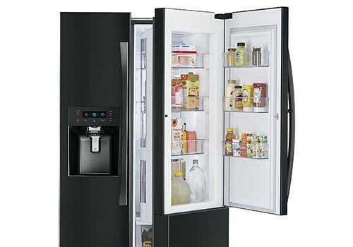 Kenmore Elite Side-by-Side Refrigerator w/ Grab-N-Go™