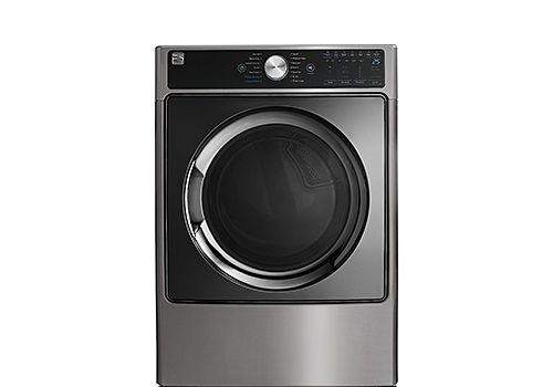 Kenmore Elite 91783 Smart 7.4 cu. ft. Dryer - Metallic Silver