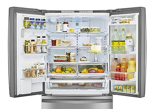 Kenmore Elite 74113 31.7 cu. ft. Smart French Door Refrigerator
