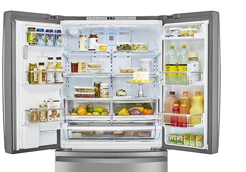 Kenmore Elite 74113 Smart French Door Refrigerator