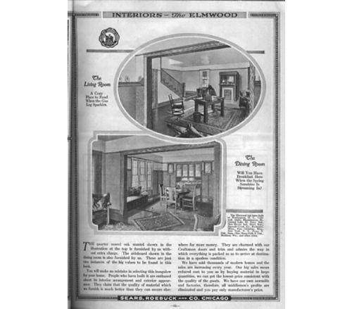 Sears Modern Home: Mark Thorpe's Elmwood - Sears