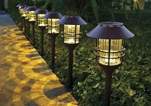 Landscape Path Lights