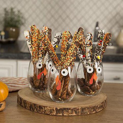 Pretzle Turkeys