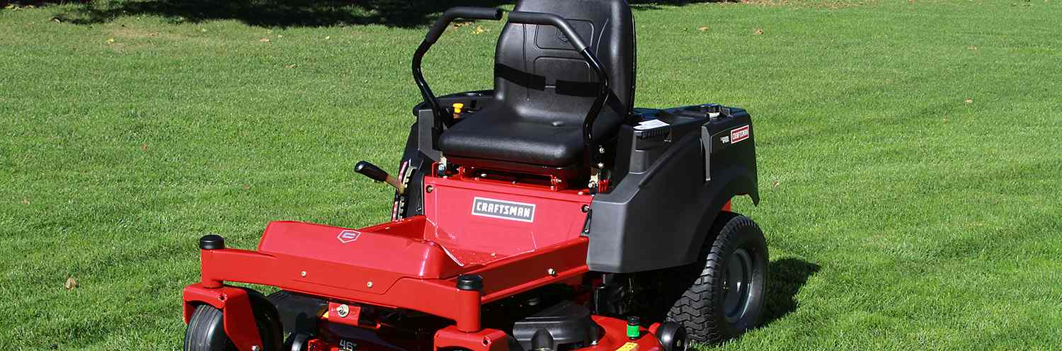 riding mower innovations