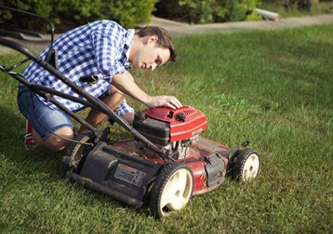 lawn mower safety