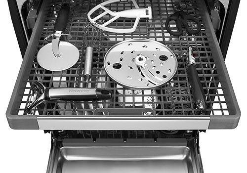 "Kenmore Elite 14819 24"" Built-In Dishwasher"