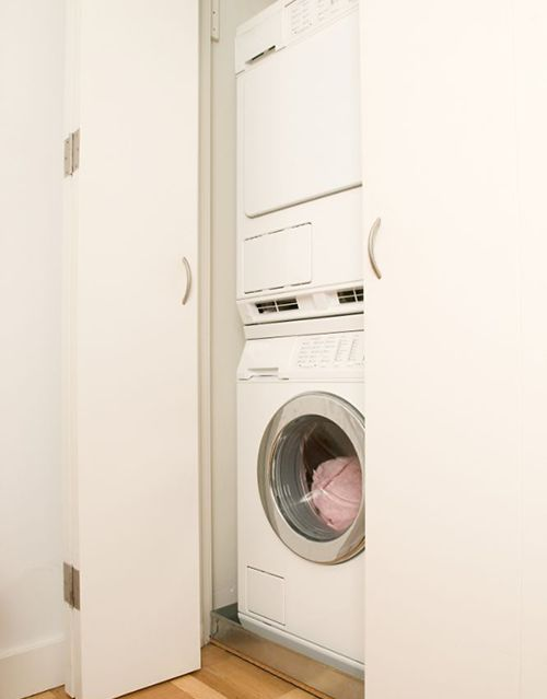 How To Stack Your Washer Dryer Sears