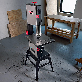 stationary band saw