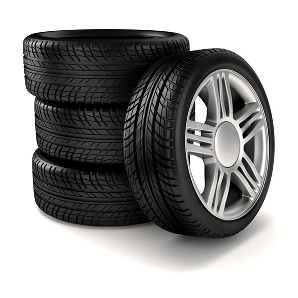 Tire load and speed rating