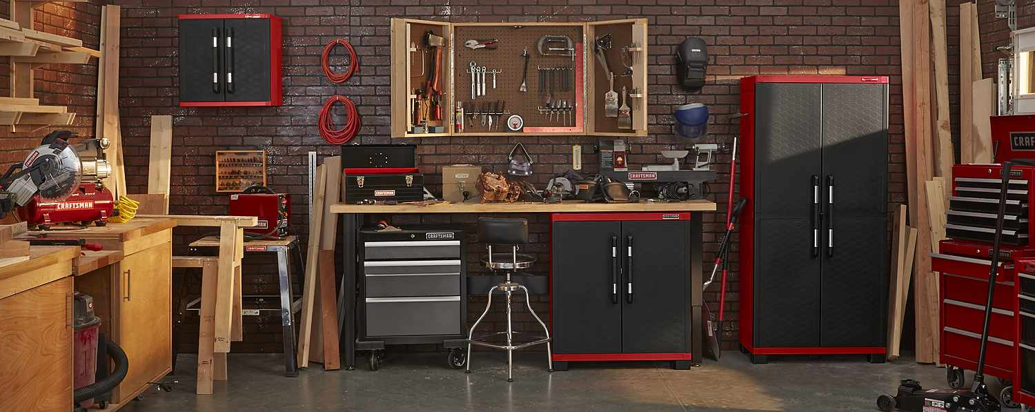 A Beginner\u0027s Guide to Buying Tool Storage - Sears
