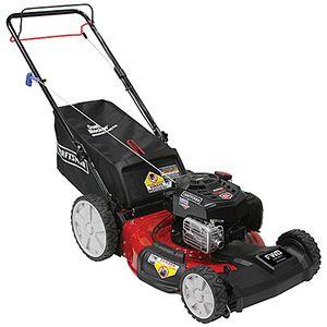 "Craftsman 163cc 21"" Front Wheel Drive Push Mower"