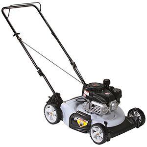 "Craftsman 21"" 132cc 2-in-1 Push Lawn Mower"