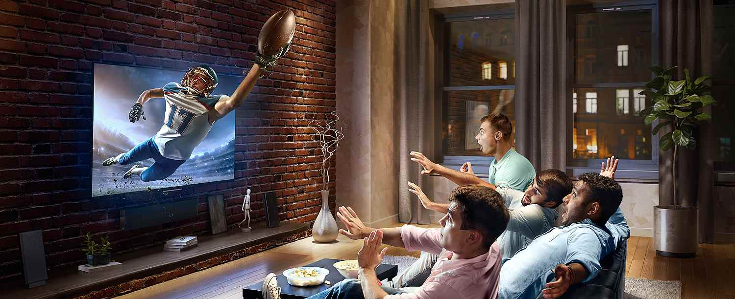 Best TVs for football
