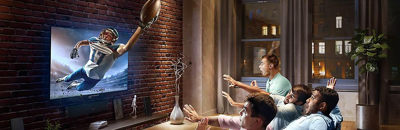 Best TVs for football
