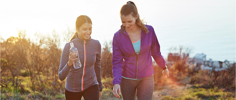 walking as a workout