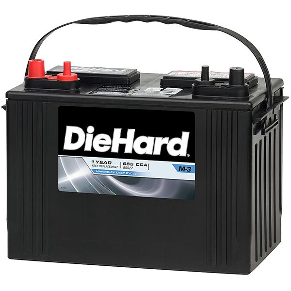 deep-cycle batteries