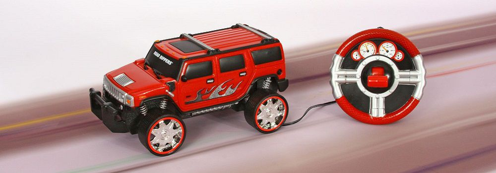 Vehicle & remote-controlled toys