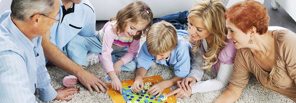 Family & board games
