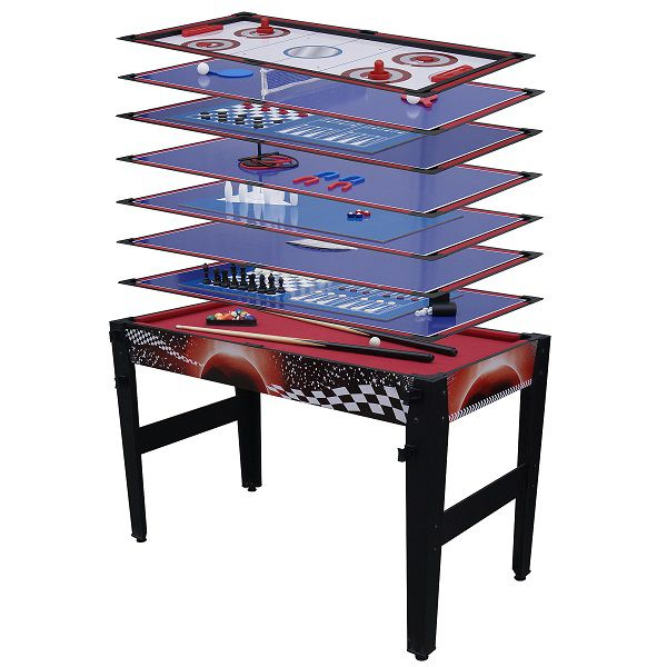 "Sportcraft 48"" 14-in-1 Game Table"