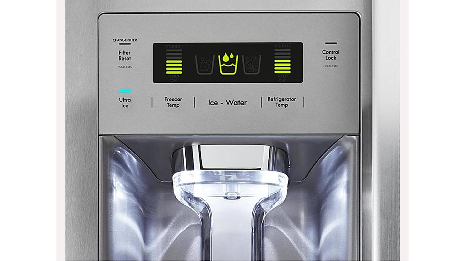 Ultra Ice® Button